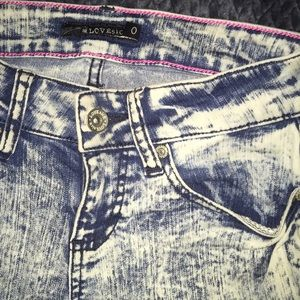 Lovesick hot topic jeans